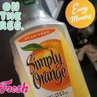 Simply Orange Pulp Free Orange Juice uploaded by Jessica V.