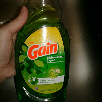 Photo of Gain® Ultra Original Dishwashing Liquid uploaded by cecilia r.