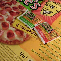 Wild Mikes Wild Mike's Super Sized 4 Cheese Pizza uploaded by Valerie D.