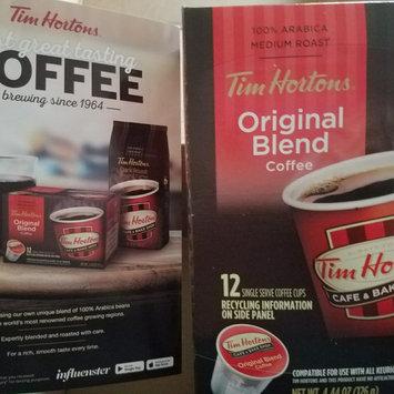 Photo of Tim Hortons Original Single Serve K-Cups uploaded by Tessa C.
