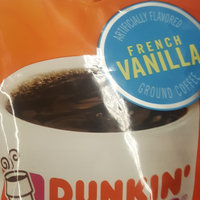 Dunkin' Donuts French Vanilla Flavored Ground Coffee uploaded by Judith Z.