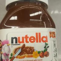 Nutella Hazelnut Spread uploaded by Judith C.