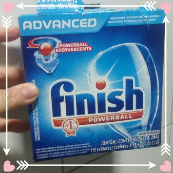 Photo of Finish Powerball Dishwasher Tabs uploaded by Julianna F.
