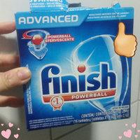 Finish Powder Advanced Dishwasher Detergent Powder uploaded by JULIANNA C.