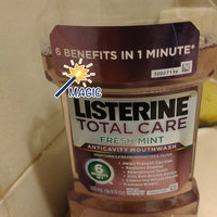 LISTERINE Total Care Anticavity Mouthwash uploaded by LaLa W.