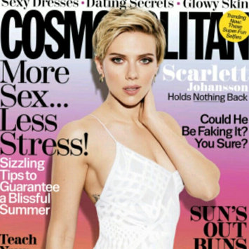 Photo of Cosmopolitan  Magazine uploaded by Elyssa F.