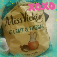 Miss Vickie's® Sea Salt & Vinegar Kettle Cooked Potato Chips uploaded by Brittany D.