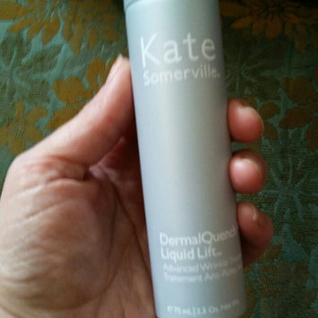 Photo of Kate Somerville DermalQuench Liquid Lift(TM) + Retinol Advanced Resurfacing Treatment uploaded by Leslie E.