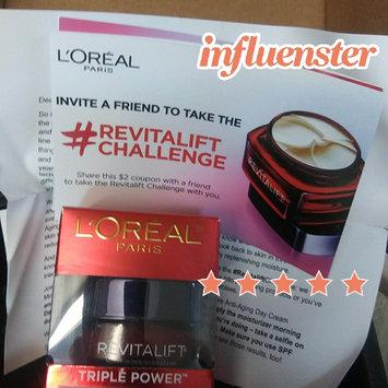 L'Oréal Paris RevitaLift® Triple Power Deep Acting Moisturizer uploaded by Trista N.