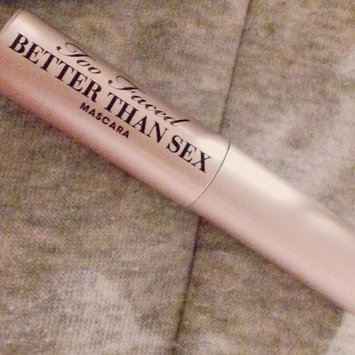 Too Faced Better Than Sex Mascara uploaded by Anissa M.