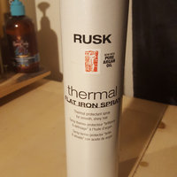 Rusk Thermal Flat Iron Spray 8.8 oz. uploaded by Holleen D.