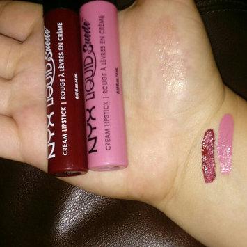 NYX Cosmetics Liquid Suede Cream Lipstick uploaded by Alicia P.