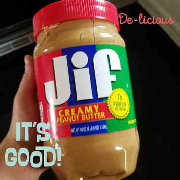 Photo of Jif Creamy Peanut Butter Spread uploaded by Jessica V.