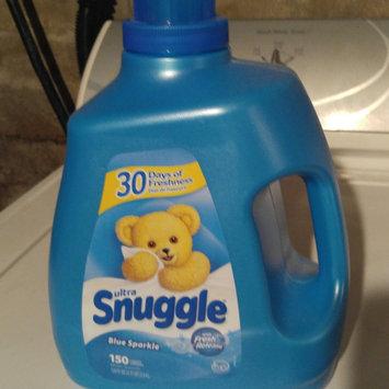 Ultra Snuggle Fabric Softener, Blue Sparkle, 197 loads (157.6oz.) uploaded by Jess B.
