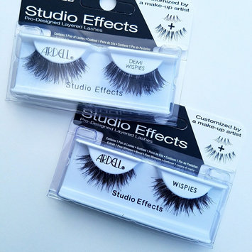 Ardell Studio Effects Demi Wispies uploaded by Larrissa S.