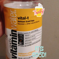 vitaminwater Vital-T Lemon Iced Tea uploaded by LaLa W.