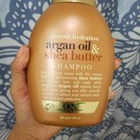 OGX® Smooth Hydration Argan Oil & Shea Butter Shampoo uploaded by Amira N.