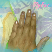 Sally Hansen Miracle Gel, Game of Chromes and Top Coat with Dimple Bracelet uploaded by Jennifer T.