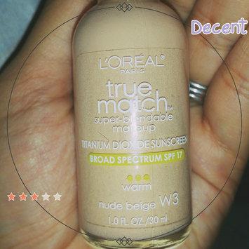 L'Oréal True Match Super-Blendable Makeup uploaded by Areli I.