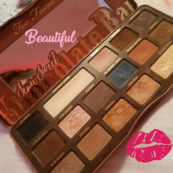 Too Faced Semi Sweet Chocolate Bar uploaded by Jessica V.