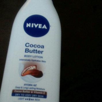 Photo of NIVEA Cocoa Butter Body Lotion uploaded by Aneshia C.