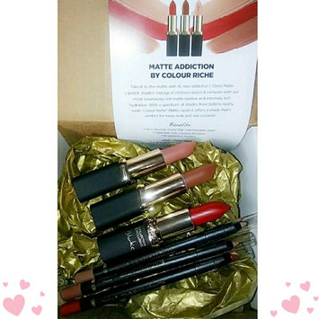 Photo of L'Oreal Paris Color Riche Collection Exclusive Lipstick (Blake's Pure Red) uploaded by Nikky S.