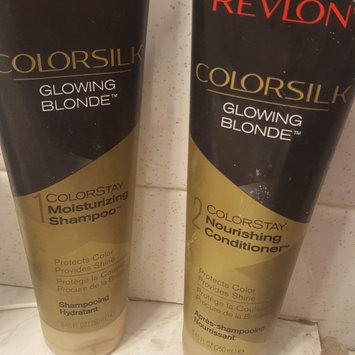 Photo of Revlon Colorsilk Shampoo & Conditioner uploaded by Holleen D.