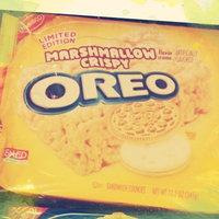 Nabisco Oreo Sandwich Cookies Marshmallow Crispy uploaded by Shana S.