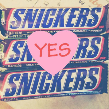 Photo of Snickers Chocolate Bar uploaded by Shana S.