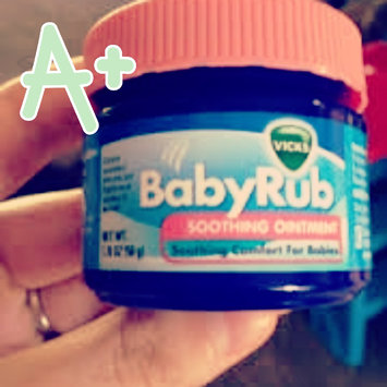 Photo of Vicks Baby Rub Soothing Ointment uploaded by Crissy L.