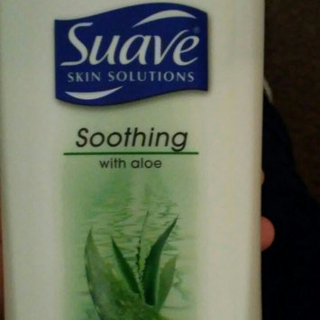 Suave® Soothing with Aloe Body Lotion uploaded by Crystal G.