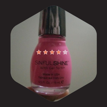 SinfulColors Professional Nail Color uploaded by Nicole A.