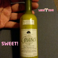 V.C. Grapes VC Grapes Vineyard Collection Eco-Organic Antioxidant Skin Moisturizer Lotion 12 oz uploaded by Meshia E.