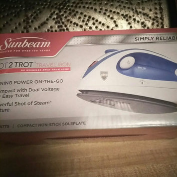 Photo of Sunbeam - Hot-2-Trot Travel Iron uploaded by Tempestt S.