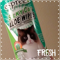 Espree NSCW Silky Cat Aloe Wipes - 50 Count uploaded by Ashley T.