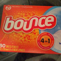 Bounce Fabric Softener Sheets - Fresh Linen, 80 ct uploaded by Chelsea C.