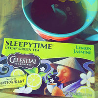 Celestial Seasonings® Sleepy Time Decaf Tea Lemon Jasmine uploaded by Tori G.