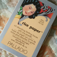 Palladio Rice Paper Powdered Blotting Tissues uploaded by Faride H.