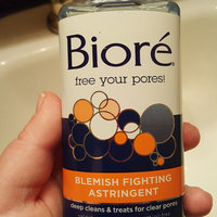 Bioré Blemish Treating Astringent Liquid uploaded by Angela M.