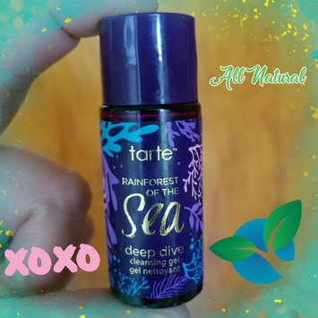 Tarte Rainforest of the Sea Deep Dive Gel Cleanser uploaded by Jessica V.