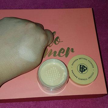 Photo of Bella Pierre Cosmetics Banana Setting Powder uploaded by Xan S.