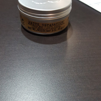Photo of Bed Head for Men by TIGI Matte Separation™ Workable Wax uploaded by Sterling D.