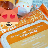 Ole Henriksen The Clean Truth Cleansing Cloths uploaded by dangelis a.