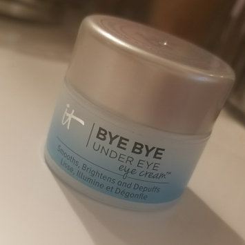 IT Cosmetics Bye Bye Under Eye Eye Cream(TM) Smooths, Brightens, Depuffs 0.5 oz uploaded by Tina D.