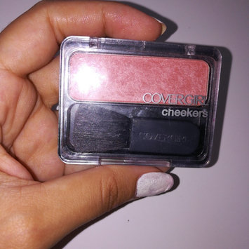 Photo of COVERGIRL Cheekers Blush uploaded by Amal E.