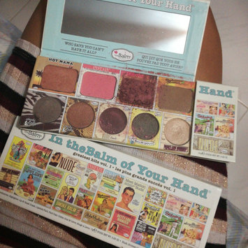 Photo of the Balm - In the Balm of Your Hand Greatest Hits Vol 1 Holiday Face Palette uploaded by Sara G.