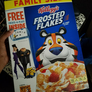 Kellogg's Frosted Flakes Cereal uploaded by Skylar S.