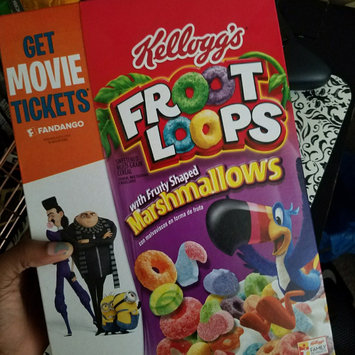 Kellogg's Froot Loops Cereal uploaded by Skylar S.