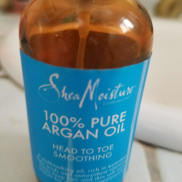 SheaMoisture 100% Pure Argan Oil uploaded by Kelsey H.