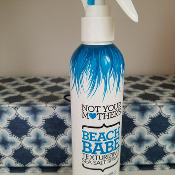 Not Your Mother's® Beach Babe® Texturizing Sea Salt Spray uploaded by Kelsey H.